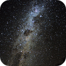 First Stack of Milky Way,                                Lachlan Russell