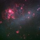 Large Magellanic Cloud in LHaRGB,                                Lancelot365