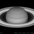 Saturn | 2019-07-08 5:19 | NIR,                                Chappel Astro