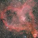 IC 1805 - Heart Nebula,                                Andrew
