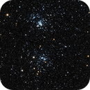 Double cluster in Perseus,                                Ray Blais