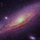 M31 Andromeda galaxy,                                KimKiDae