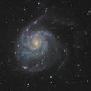 "Messier 101 ""The Pinwheel Galaxy"",                                FiZzZ"