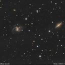 NGC 5905 / 5908 in Draco,                                Bob Scott