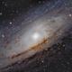 M31 - Galaxie d'Andromède,                                Spoutnik17