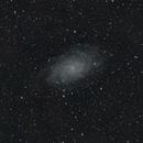 Galaxie du Triangle,                                Pulsar59