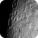 Moon craters,                                Dan Bryan