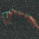The Eastern Veil Nebula,                                Lee Harris