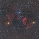 IC 443 Jellyfish Nebula,                                BramMeijer