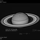 Saturn Polar Storm,                                Astroavani - Ava...