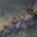 Sagittarius Cloud,                                Bret Waddington