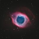 Helix Nebula NGC7293,                                Observatorio Zona...