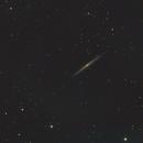 NGC 5907, NGC 5906,                                H.Chris