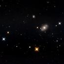 NGC 4151, NGC 4145 & NGC 4156,                                Cristian Rodriguez