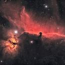 Horshead and Flame Nebula,                                Juanma Giménez
