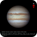 Jupiter 27 April 2020,                                LacailleOz