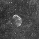 NGC 6888 Crescent Nebel,                                Eddi