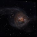 NGC 3256,                                Joachim_Dietrich