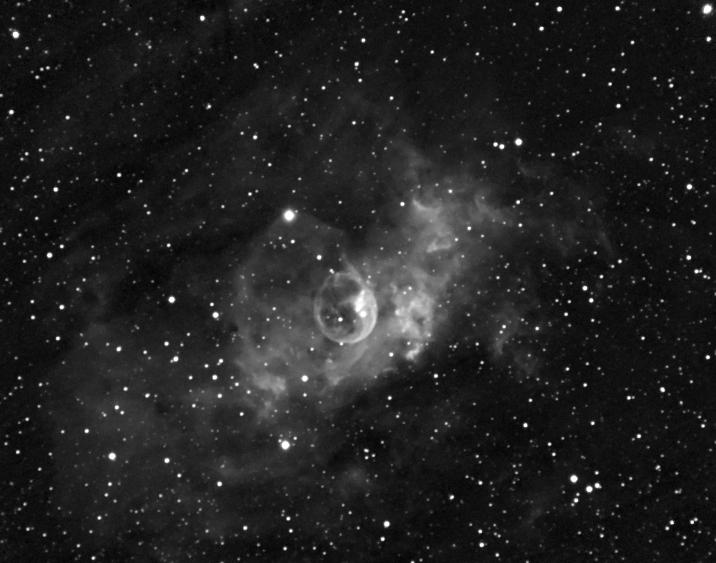 NGC7635 H-Alpha,                                Karlov