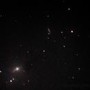 M81 amd M82,                                Dylan Woodbrey