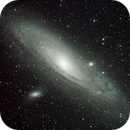Andromeda Galaxy,                                Jason Kaufman