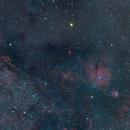 VELA SUPERNOVA REMNAT - 3 Panels,                                Wilson Lee