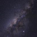 Milky Way,                                astronomianocerrado