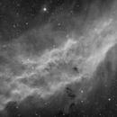 NGC 1499 - California Nebula,                                Min Xie