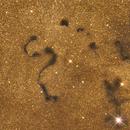 Snake Nebula - Barnard 72,                                Adriano
