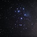 M45 Pleiades #4,                                Molly Wakeling