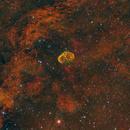 NGC6888 Crescent Nebula HOS,                                apophis