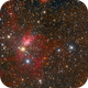 IC417 - a treasure of gems in Auriga,                                Davide Manca