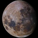 Moon in color,                                capella_ben