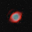 Helix Nebula NGC7293 in HOO,                                Terri