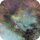 IC 5070 alias Pelican Nebula NBI,                                Riccardo A. Balle...