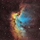 Wizard Nebula - 29 hours!,                                Alex Pinkin
