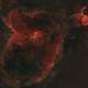 IC1805: Starless Heart in HSS Palette,                                Monkeybird747