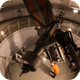 The 193 cm telescope of the OHP,                                Yves-André
