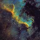 NGC 7000,                                Ulrich Metz