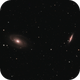 M81 and M82,                                Kyle Pickett