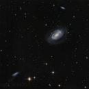 NGC4725 NGC4747,                                Peter Williamson
