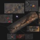 My Milky Way Patchwork No 2,                                Fritz