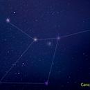 astrofotografia  segno zodiacale del  cancro,                                Carlo Colombo