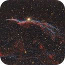 The Witches Broom - NGC 6960,                                Guillermo Spiers