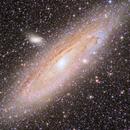 Andromeda Galaxy,                                sergio.diaz