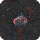 NGC 6888,                                Clayton Bownds