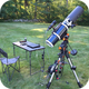 Celestron Advanced VX Mount w/Celestron Omni 150 XLT,                                Ron Bokleman