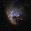 Pac Man Nebula NGC281,                                AstroEdy