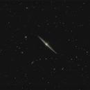 Needle Galaxy,                                Jacek Bobowik