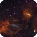 Bubble Nebula Area,                                Andrea Ferri